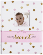 Carters Memory Book, Sweet Sparkle Multi-Coloured