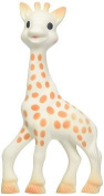 Sophie the Giraffe Rubber Teether- Brown/White by Vuili