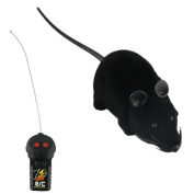 Binmer(TM)Hot Simulation Plush Remote-controlled Mouse Mice Toy Kids Boys Toys Gift