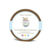 Child to Cherish Easter Egg Handprint or Footprint Ornament Kit