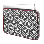 Petunia Pickle Bottom Carried Away Lap Top Case, Evening in Islington
