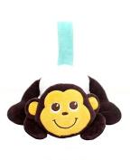 Babee Talk Eco-Buds Take-Along Pals - Monkey