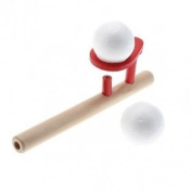 Man Friday Children Educational Toy Wooden Floating Ball Game