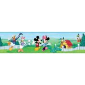 Roommates Mickey & Friends Peel & Stick Border- Dimensions