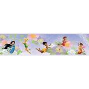 RoomMates Disney Fairies Peel Stick Border