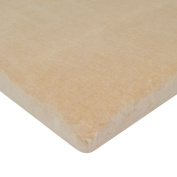 TL Care Organic Fitted Cotton Velour Cradle Sheet
