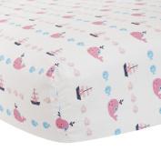 Lambs & Ivy Splish Splash Sheet