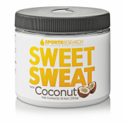 NEW!! Sweet Sweat with Extra Virgin Organic Coconut Oil; 'XL' Jar 400ml