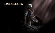 60cm x 36cm Dark Souls Silk Poster 8GS9-260