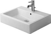 Duravit 4546000271 Vero Washbasin 23 1/2, 1 Hole Tapping, White