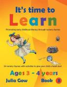 Early Childhood Literacy Through Nursery Rhymes