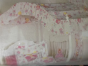 Barbie Multi Coloured Full Bed Canopy