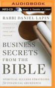 Business Secrets from the Bible [Audio]