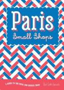 Paris: Small Shops