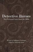 Detective Barnes