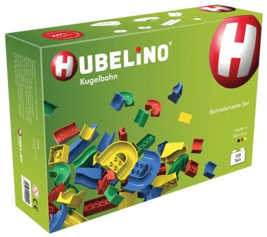 Hubelino - Marble Run - Large Set - 120pcs - Age 3+