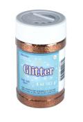 Sulyn 120ml Glitter Jar - Copper