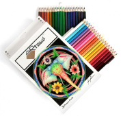 ARTvivid 36 Coloured Pencil Set for Drawing, Colouring and Sketching + FREE Pencil Sharpener.