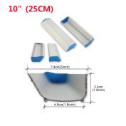 "10"" 25CM Silk Screen Printing Emulsion Scoop Coater Aluminium Coating Tools DIY"