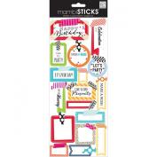 Me and My Big Ideas STP-189 Mambi Sticks Stickers, Washi Tape Birthday