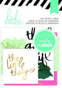 Heidi Swapp Hello Beautiful Foil Pocket Cards