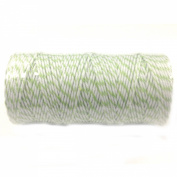 Wrapables 12-Ply Cotton Baker's Twine, 110-Yard, Light Green