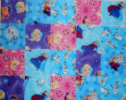 40 13cm Frozen by Disney quilting squares Charm Pack