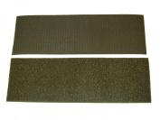 10cm Sew on hook and loop OD Green/Military Green - 30cm of Hook 30cm of Loop Per Package