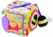 Fisher-Price Disney Baby Activity Cube, Winnie The Pooh