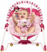 Disney Minnie Mouse Baby to Big Kid Rocking Seat - Bows & Butterflies