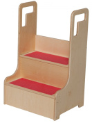 Wood Designs WD21200 Step-Up-N-Wash, 28 x 46cm x 38cm