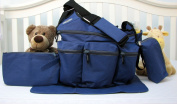 SoHo Daddy, Grand Central 4 pieces Nappy Bag set *Limited time offer !*