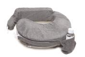 Zenoff Products Deluxe Nursing Pillow, Evening, Dark Grey