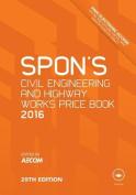 Spon's Civil Engineering and Highway Works Price Book
