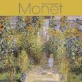 Monet Calendar - 2016 Wall calendars - Art Calendar - Monthly Wall Calendar by Avonside