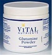 Vital Nutrients Glutamine Powder 470ml 450 Grammes