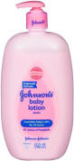 Johnson's Baby Lotion, 800ml