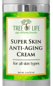#1 Anti Wrinkle Cream - 60ml - The BEST All-in-One Anti Wrinkle Moisturiser For All Skin Types - GUARANTEED - For A Limited Time, Order Our Anti Ageing Cream And Receive Our Top Rated Anti Ageing Ebook With Purchase (A $7.99 Value FREE!) - 100% NO QUES ..