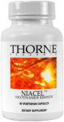 Thorne Research NiaCel, 60 Vegetarian Capsules