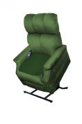 Essential Medical Supply Quik Sorb Furniture Protector Pad, Green