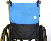 Handi Pockets 3b4rb Storage Accessory Wheelchair, Cordura, Royal Blue