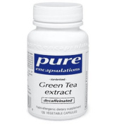 Green Tea extract (Decaf) 120c by Pure Encapsulations