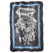 Disney's The Muppets Micro Raschel Plush Blanket