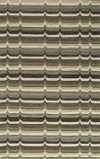 Momeni Rugs DUNESDUN-2SAG3656 Dunes Collection, Hand Tufted 100% Wool Transitional Area Rug, 0.9m x 1.5m, Sage