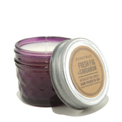 Paddywax Candles Relish Collection Jar Candle, 90ml, Fresh Fig and Cardamom
