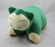 Cuddlee Pet Pokemon Snorlax 43cm Soft Plush Doll Cute Cushion Transforming Pillow