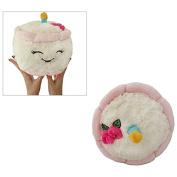 Squishable / Mini Birthday Cake Plush - 18cm
