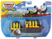 Fisher-Price Thomas the Train Take-n-Play Busy Bee James Train