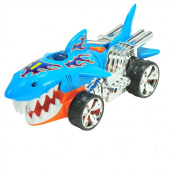 Toy State - Hot Wheels - Extreme Action - Light and Sound Sharkruiser