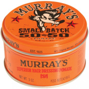 Murray's Small Batch 50-50 Pomade Special Limited Edition Hair Styling Gel/Pomade 85g